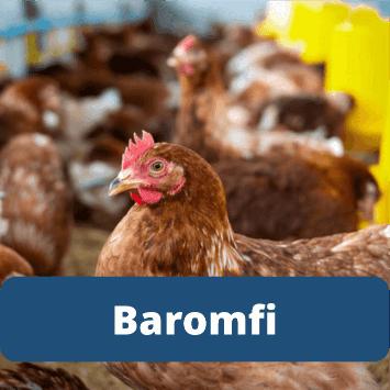 HUMAC® Natur AFM baromfi