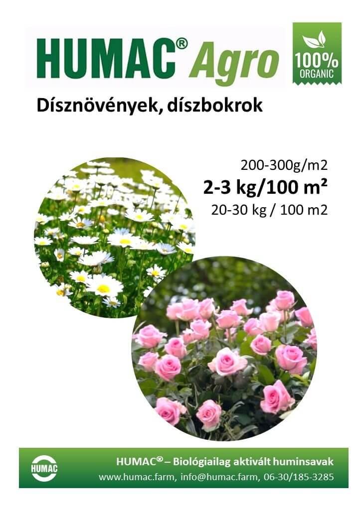 Humac Agro dísznövények